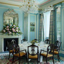 Lanesborough Hotel Belgravia Dining Suite