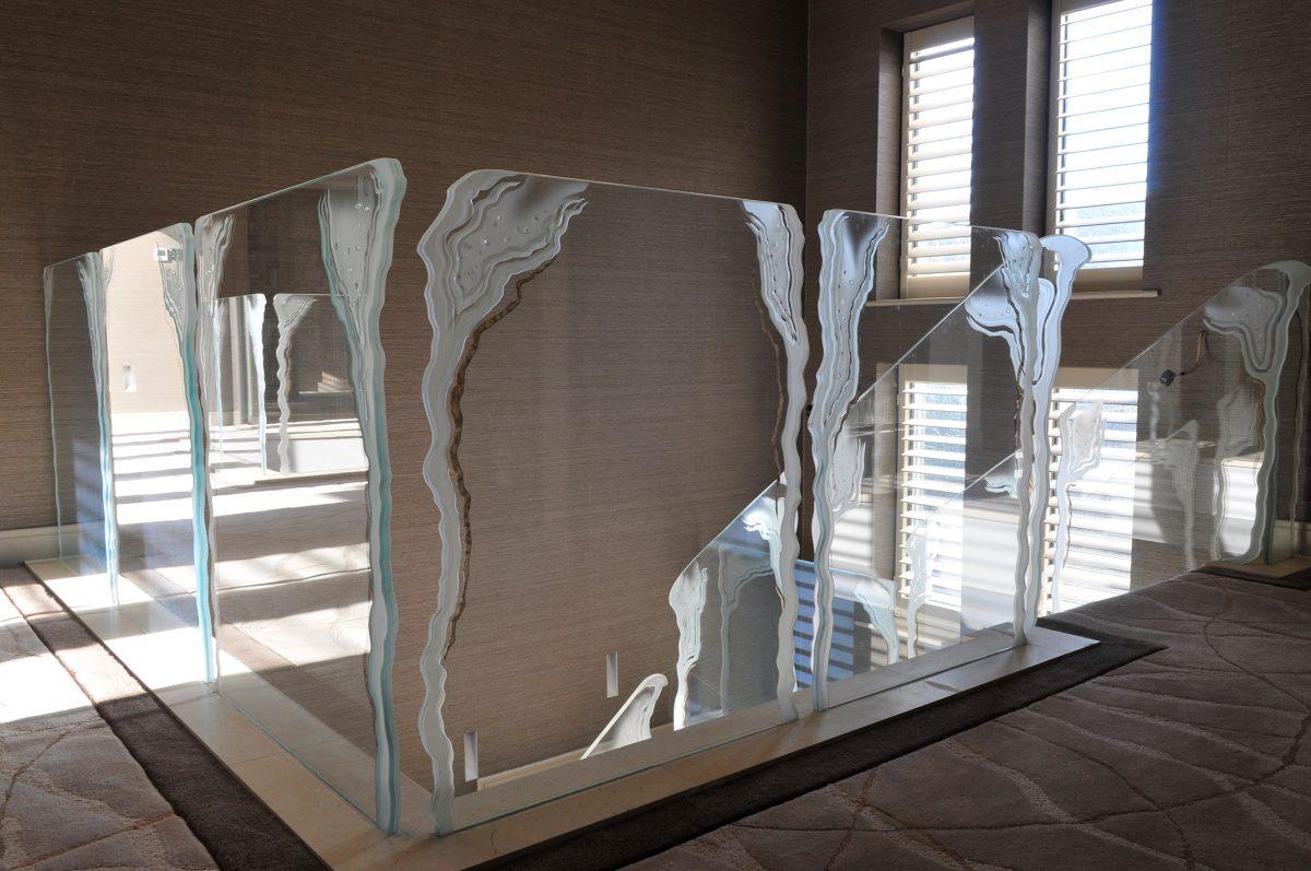 Pinecones, Formby - Daedalian Glass Studios