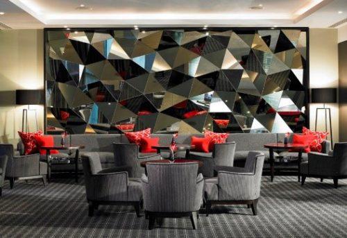 Interior design trend 4: Geometrics