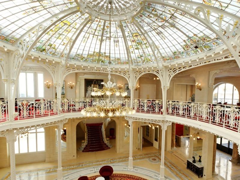Hôtel Hermitage Monte-Carlo - Grand Hall