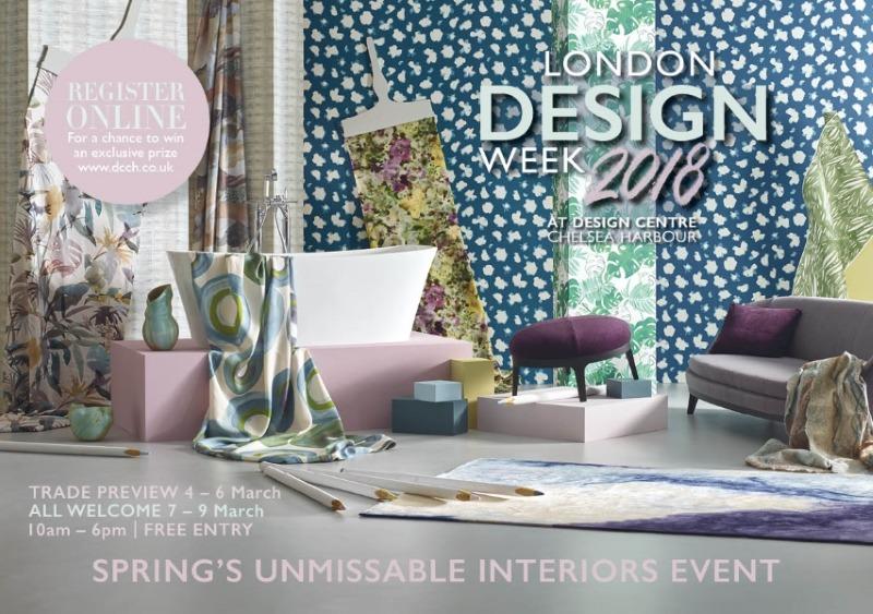 London Design Week - Flyer
