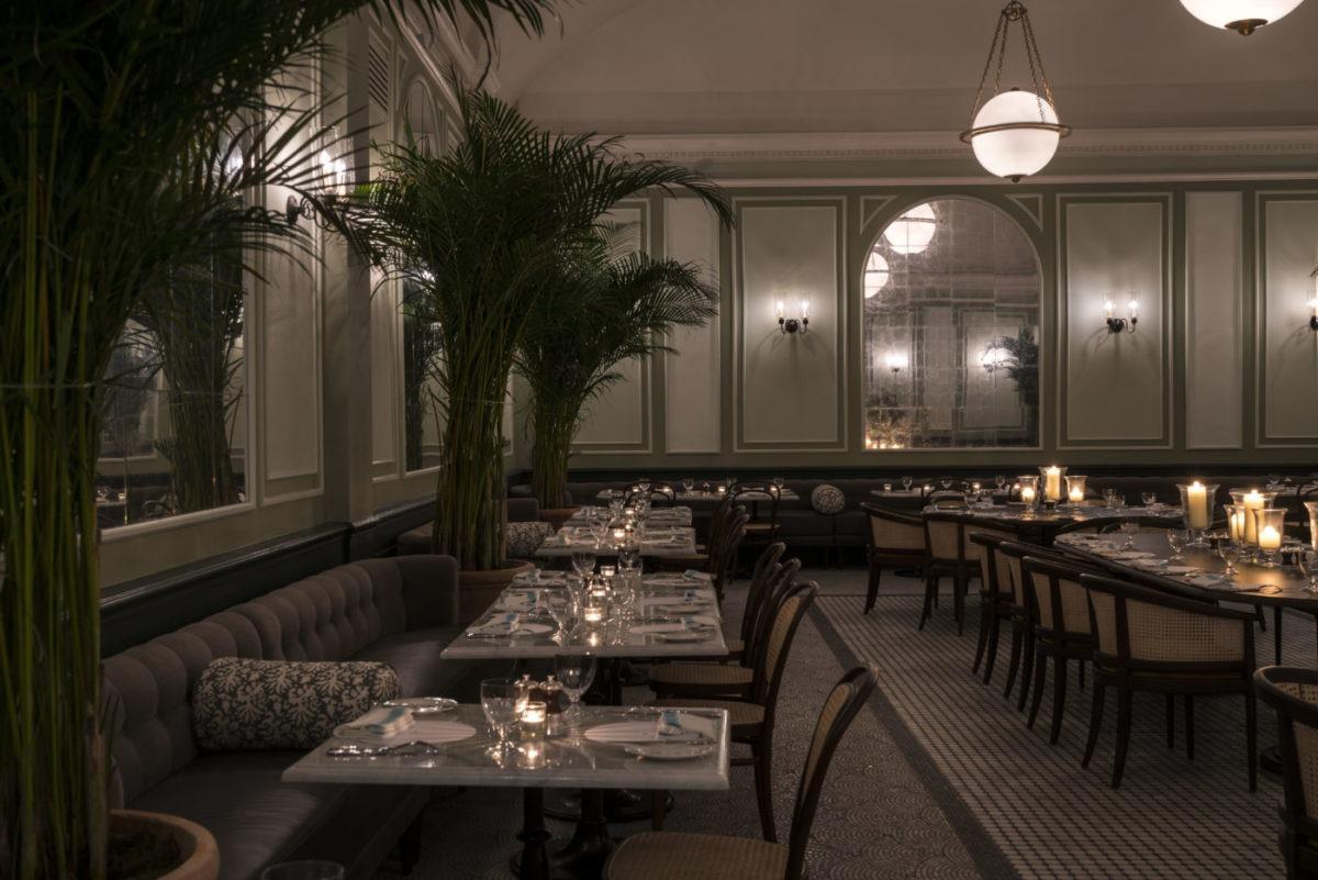 The Birnam Brasserie at the Gleneagles Hotel
