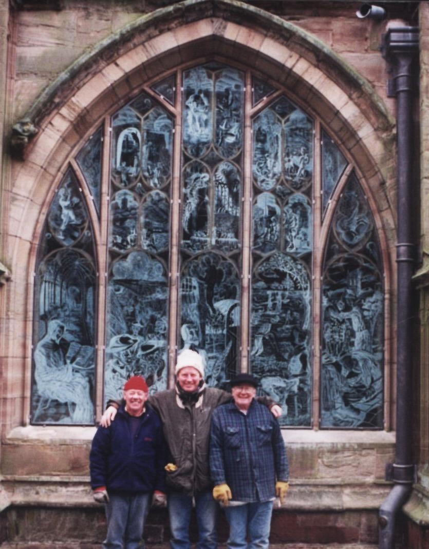 Millenium Window Worcestershire