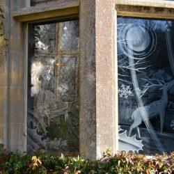 Studley Priory window