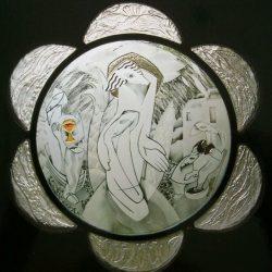 St Baranabas Window