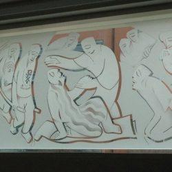 The Healing Window Queen Elizabeth Hospital Birmingham