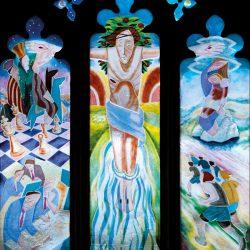 Lent Term Window