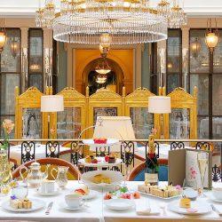 Lanesborough Hotel Belgravia Celeste Restaurant